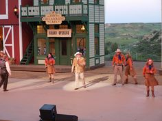 Medora Musical in Medora, North Dakota