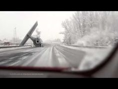 Star Wars, Tie Figther accident on the highway - YouTube