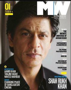 Shah Rukh Khan - MW Bangladesh magazine cover