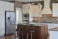 Jameson Custom 2013 traditional kitchen