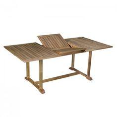 Nice Table de jardin en acacia extensible