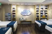 This Got Sleep? store in Vancouver, Wash., is the second of the mall-based specialty sleep shops opened by West Coast retailer Sleep Train. It is designed to provide on-the-go mall shoppers with a comfortable, convenient environment to explore advanced sleep systems. Featured in the May 20, 2013, Issue of Furniture Today.