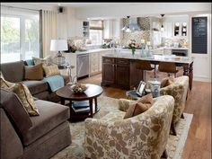 """Living room layout for smaller """"city"""" house"""