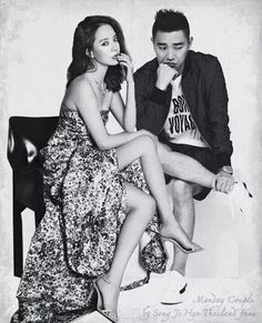 Is monday couple really dating