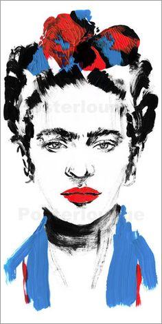 Just Frida - © Sarah Plaumann - Bildnr. 668171