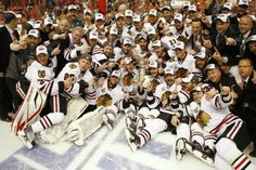Chicago Blackhawks, 2010 Stanley Cup Champions