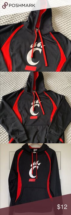 Large In Super Condition Popular Brand Black Nike Hoodie Smoothing Circulation And Stopping Pains