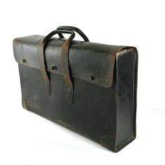 Vintage document bag