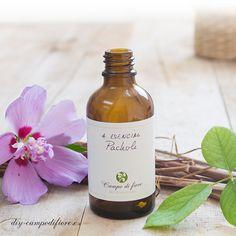 Aceite esencial de Pachuli - Campo di fiore Patchouly essential oil