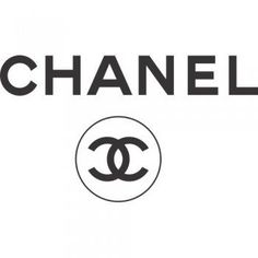 Chanel logo Light Iron On Stickers (Heat Transfers)