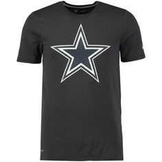 Men's Dallas Cowboys Nike Black Swoosh Legacy 91 Flex Hat