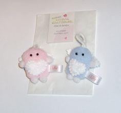 Geldgeschenke - Baby Schutzengel - ein Designerstück von iLike_wuuschl bei DaWanda