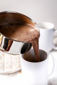 Nutella Hot Chocolate @cafedelites