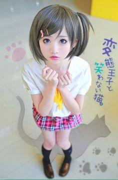 cosplay #tsukiko #tsutsukakushi