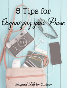 5 Tips for Organizin