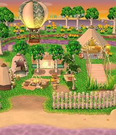 animal crossing pocket camp Welcome to my retreat : ACPocketCamp Animal Crossing 3ds, Animal Crossing Pocket Camp, Blue Ridge Parkway, Camping In Deutschland, Glamping, Campsite Decorating, Ac New Leaf, Island Design, My Animal