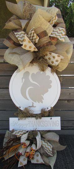 36 happy thanksgiving wreath happy thanksgiving teardrop turkey wreath turkey swag corn husk wheat wreath