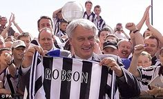One word captures the people's view of Sir Bobby Robson. He was easily recognised as a gentleman, which was no small feat in a sport with an increasingly wonky moral compass. Bobby Robson, Newcastle United Football, Gentleman, English Premier League, Sport Football, Trainer, The World's Greatest, Brave, The Unit