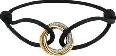 CRB6033200 - Trinity de Cartier bracelet - White gold, yellow gold, pink gold, diamonds - Cartier