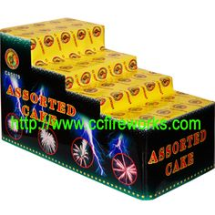 79s Assorted Cake (CAS079) Fireworks from CC FIREWORKS CO.LTD on YYUber.com