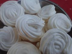 Icing, Food And Drink, Merengue