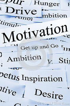 Het Concept van de motivatie
