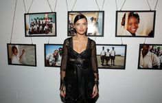 Adriana Lima attend the 2017 St. Luke Foundation for Haiti Benefit in New York.