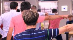 Violetta: Momento Musical - Los chicos bailan en la audición