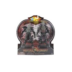 Mortal Kombat Internal Devastation X - Ray Pack 6 inch Reptile and Jax 2 pack Action Figure   ToyZoo.com