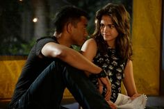 the fosters | The Fosters season 3: Brendon fights with AJ over Callie as Mariana ...