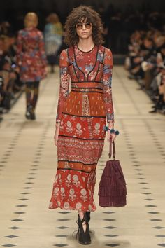 Burberry Prorsum RTW Fall 2015 - Slideshow