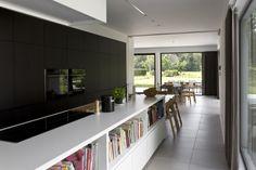 Architectenkantoor: stam architecten - Levenbestendig wonen in groene omgeving