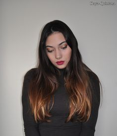 93 Best Ombré sombre and dip dye images in 2013 | Hair, Hair
