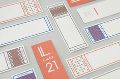 Lucky 21 designed by Blok