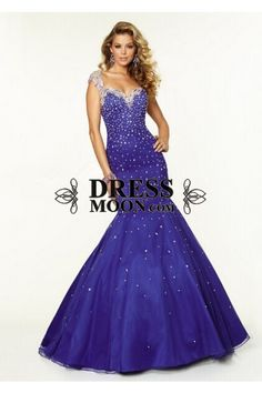 Paparazzi by Mori Lee - 97055 Straps Prom Dresses, Pretty Prom Dresses, Prom Dresses 2016, Mermaid Prom Dresses, Evening Dresses, Dress Prom, Winter Formal Dresses, Dress Formal, Prom Boutiques