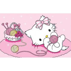 charmmy kitty for Mimi Hello Kitty Art, Hello Kitty Images, Kawaii Shop, Kawaii Cute, Hello Kitty Collection, Hello Kitty Wallpaper, Sanrio Characters, Cute Friends, Cute Chibi