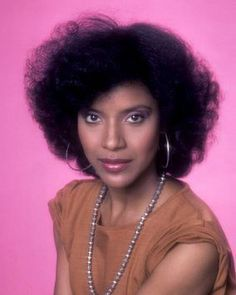 In my opinion, Clair Huxtable is one of the most beautiful women in the world.