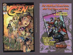 6 GEN 13 COMIC BOOK LOT #2 3 4 5 6 +The Maxx Special J Scott Campbell Jim Lee | Collectibles, Comics, Modern Age (1992-Now) | eBay!