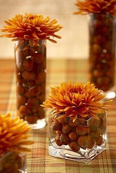 20 DIY Thanksgiving Decorations -