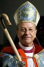 """As the first openly gay person to become a bishop in the historic traditions of Christendom, Gene Robinson wore a bulletproof vest to his 2003 consecration, which caused an international stir. Today, the Bishop of the Diocese of New Hampshire in the Episcopal Church (and author of """"God Believes in Love"""") is one of the world's leading religious spokespersons for gay rights and gay marriage."""