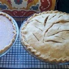 Easy Vodka Pie Crust - Allrecipes.com