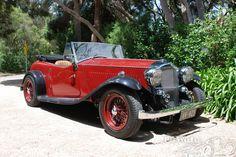 Railton Special Sports Drophead Coupe 1936 for sale