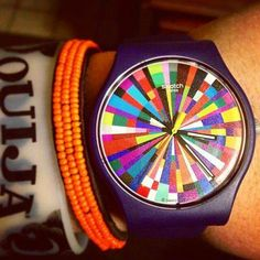 Swatch Color Explosion