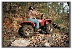 ATV trails