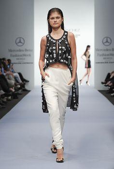 Colecciones: México Fashion Week Primavera Verano 2014