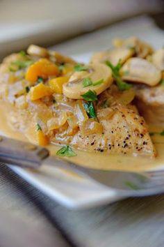 Recept voor kip marsala | njam!