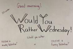 Morning advisory check-in advisory whiteboard activity