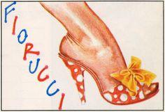 Fiorucci - azienda di abbigliamento - fondata a Milano da Elio Fiorucci il 31 maggio 1967