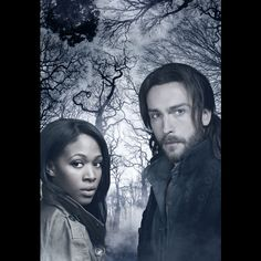 Sleepy Hollow on FOX. Just watched it & wasn't disappointed. Will be setting my DVR for this series! I love creepy stuff! Plus a diverse cast!