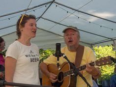 PoltrackNet Journal: Northern Ridge performs at the 2014 MMMJ Bluegrass...